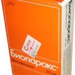 Биопарокс для носа