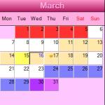 Дата зачатия