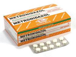 Метронидазол на поздних сроках беременности