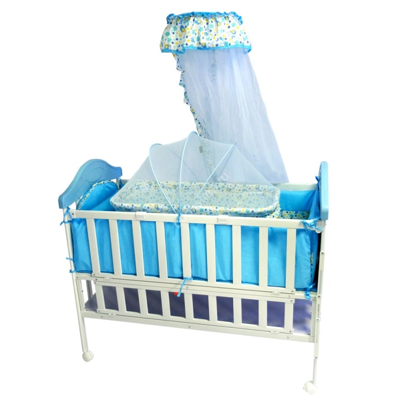 Металлическая кроватка Babyhit Sleppy Extend